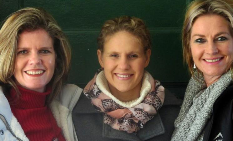 Cindy, Beudene, Spoudazo And Vodacom